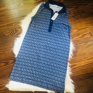 NWT! Vineyard Vines Sz Small Shirt Dress NEW!